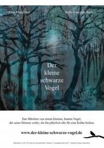 Der kleine schwarze-Vogel von Alma M. Ernst, Illustrationen von Heike F. Bartsch