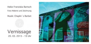 Ausstellung Bewegung - Tanz und Bild