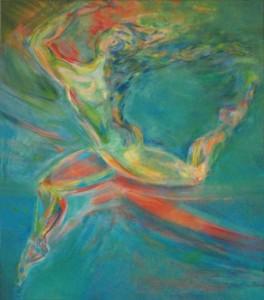 Die Ausdruckskraft der Bewegung steht im Mittelpunkt der Arbeiten von Heike Franziska Bartsch.