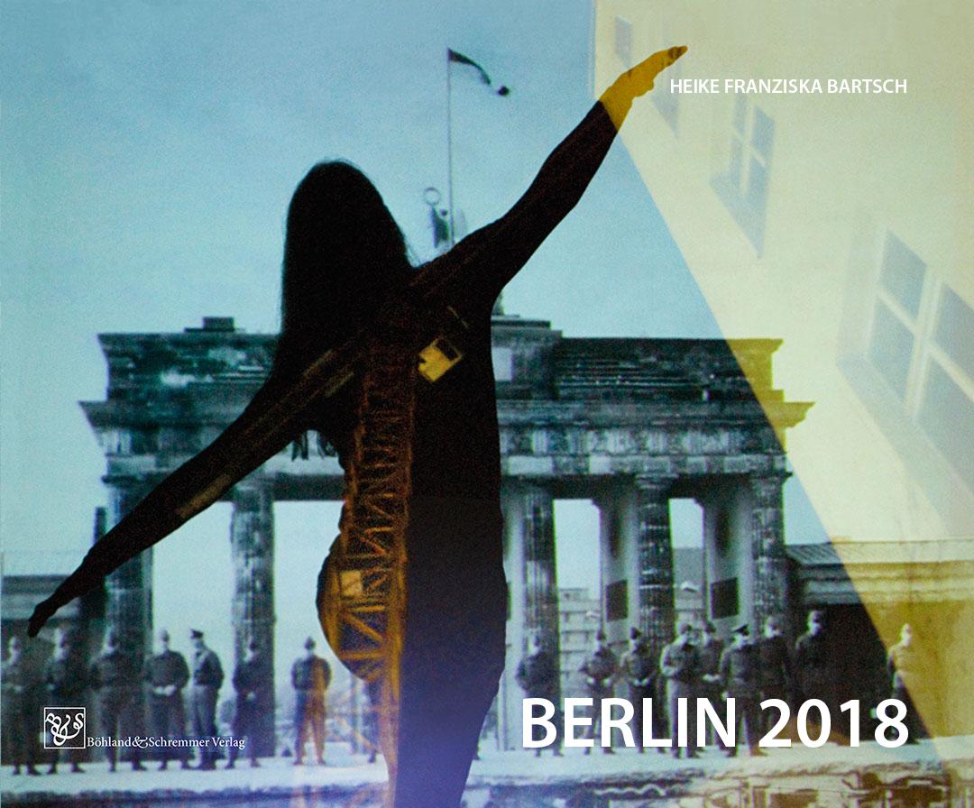 Cover Berlin Kalender 2018