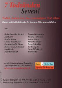 Gruppenausstellung Berliner Liste
